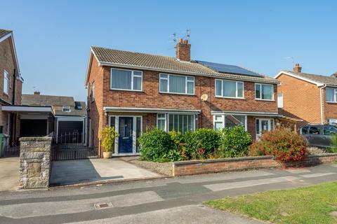 3 bedroom semi-detached house for sale - Eastfield Crescent,  Badger Hill, York