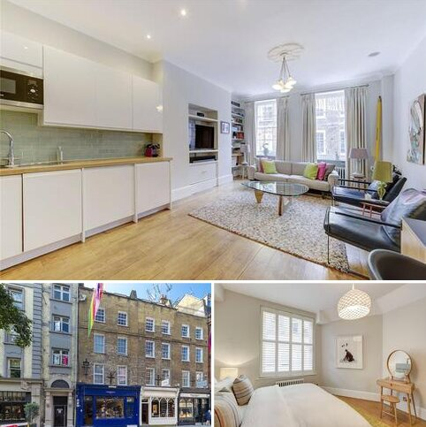 1 bedroom flat for sale - Monmouth Street, Covent Garden, London, WC2H