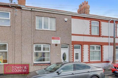 2 bedroom terraced house for sale - North Street, Sandycroft, Deeside, Flintshire