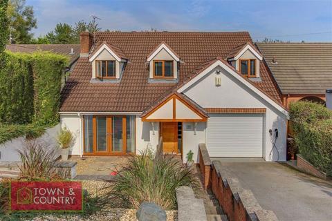 4 bedroom detached house for sale - Dinghouse Wood, Drury, Buckley, Flintshire