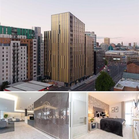 2 bedroom flat for sale - The Hallmark, 6 Cheetham Hill Road, Green Quarter