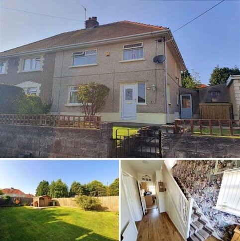 3 bedroom semi-detached house for sale - Brunant Road, Gorseinon, SWANSEA