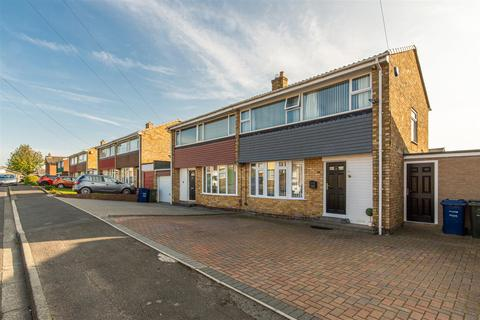 3 bedroom semi-detached house for sale - Elrick Close, Chapel House, Newcastle Upon Tyne
