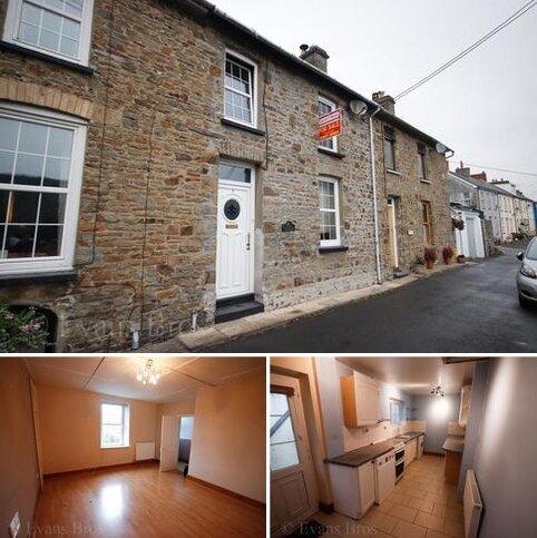 2 bedroom house for sale - Clifton Terrace, Llandysul