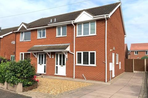 3 bedroom semi-detached house for sale - Moorfields, Willaston, Nantwich