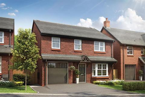4 bedroom detached house for sale - The Downham Plot 189 at Cherry Tree Park, Crewe Road, East Shavington CW2
