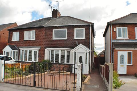 3 bedroom semi-detached house for sale - Chesterfield Road North, Pleasley, Mansfield