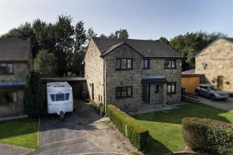 4 bedroom detached house for sale - Woodleigh Grove, Huddersfield