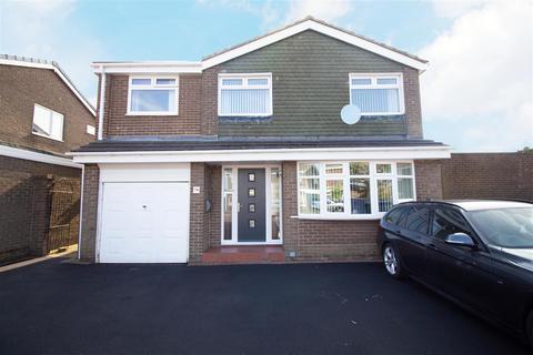 4 bedroom detached house for sale - Brookside, Dudley, Cramlington