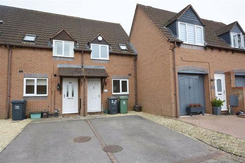 2 bedroom terraced house to rent - Hasfield Close, Quedgeley