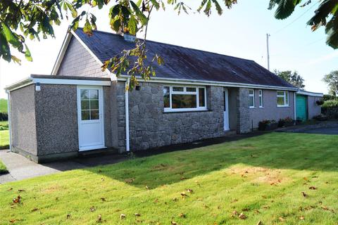 3 bedroom detached bungalow for sale - Llannor, Pwllheli
