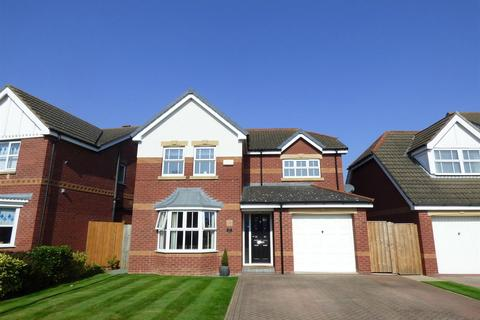 4 bedroom detached house for sale - Carter Drive, Beverley, East Riding of Yorkshire, HU17 9GL