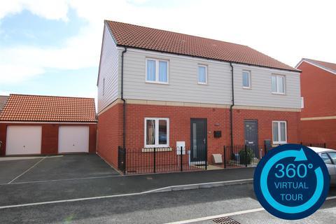 3 bedroom semi-detached house to rent - Somerville Crescent, Greenacres, Exeter