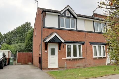 2 bedroom semi-detached house for sale - Ingestre Close, Turnberry, Bloxwich
