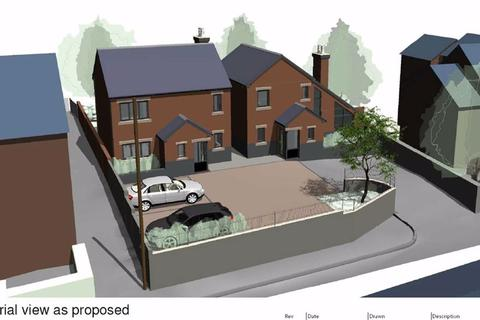 Land for sale - Bagnall Road, Milton Stoke On Trent, Staffordshire