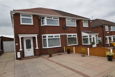 3 bedroom semi-detached house for sale - Malpas Drive, Bebington, Wirral