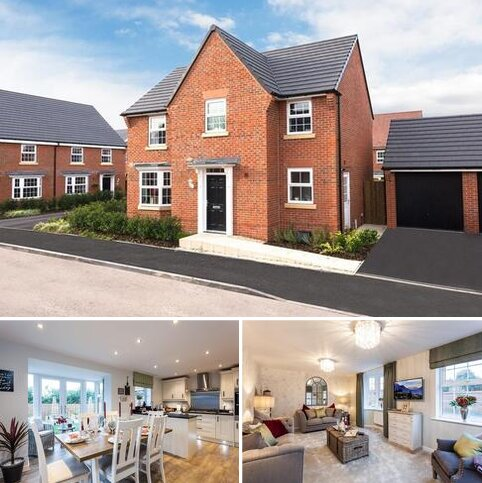 4 bedroom detached house for sale - Plot 111, Hollinwood at Kingfisher Meadow, Holt Road, Horsford, NORWICH NR10