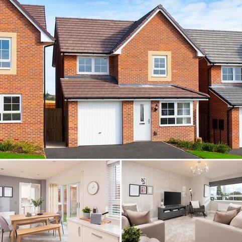 3 bedroom detached house for sale - Plot 50, Derwent at The Glassworks, Catcliffe, Poplar Way, Catcliffe, ROTHERHAM S60