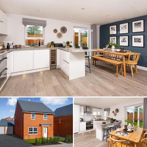 4 bedroom detached house for sale - Plot 138, Chester at Mortimer Park, Long Lane, Driffield, DRIFFIELD YO25