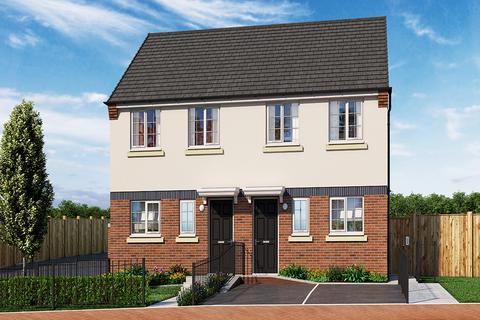 3 bedroom house for sale - Plot 135, The Cayton at Lyme Gardens Phase 2, Stoke On Trent, Commercial Road, Stoke on Trent ST1