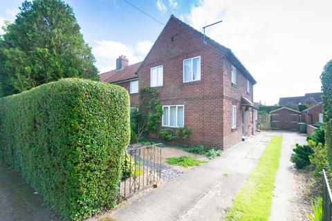 3 bedroom end of terrace house for sale - Bradley Crescent, Rufforth, York, YO23