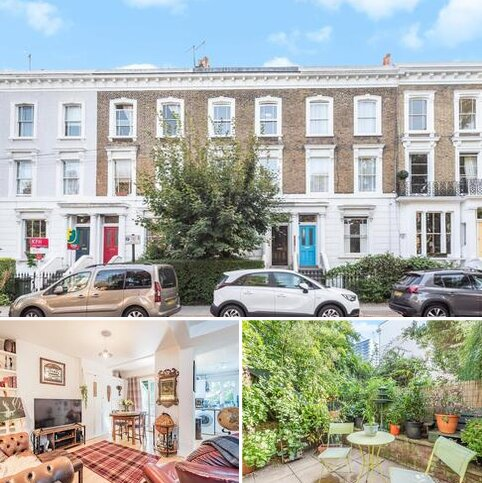 4 bedroom terraced house for sale - Thorne Road, Stockwell