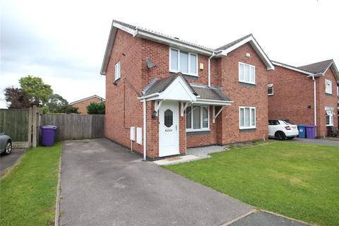 2 bedroom semi-detached house for sale - Lindisfarne Drive, Liverpool, Merseyside, L12
