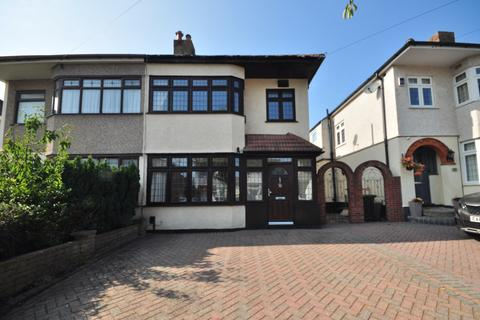 3 bedroom semi-detached house to rent - Alma Avenue, Hornchurch, RM12