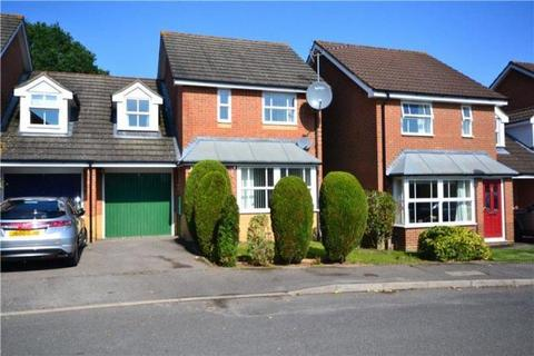 3 bedroom link detached house to rent - Temple Park,  Binfield,  RG42