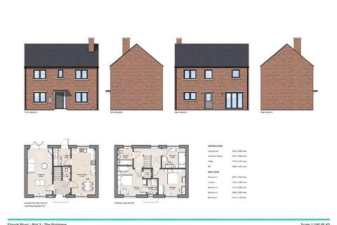 3 bedroom semi-detached house for sale - The Boldmere, Tudor Rose Grove, Sutton Coldfield, B72 1NY