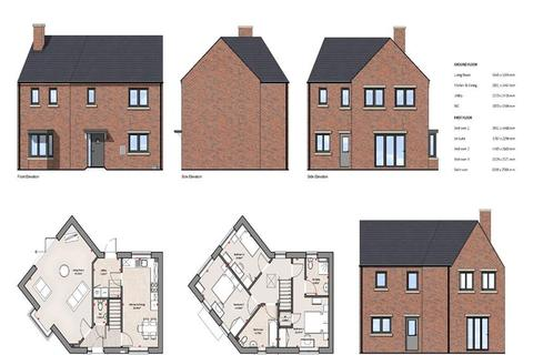 3 bedroom semi-detached house for sale - The Walmley, Tudor Rose Grove, Sutton Coldfield, B72 1NY
