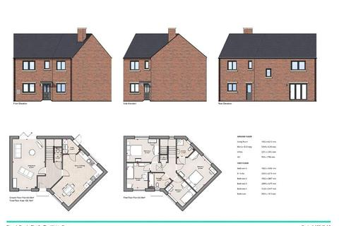 4 bedroom detached house for sale - The Wylde Green, Tudor Rose Grove, Sutton Coldfield, B72 1NY