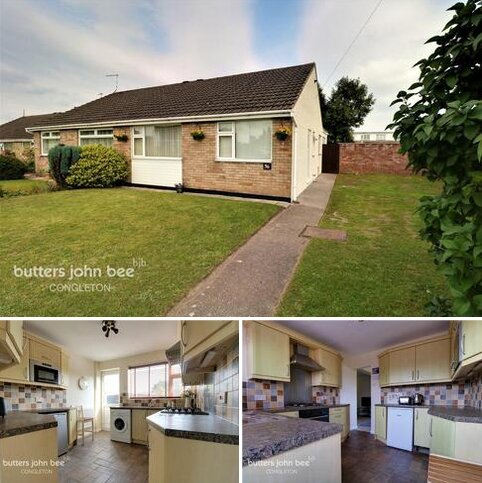 3 bedroom semi-detached bungalow for sale - Churchill Close, Congleton