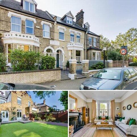 6 bedroom terraced house for sale - Brodrick Road, London, SW17.