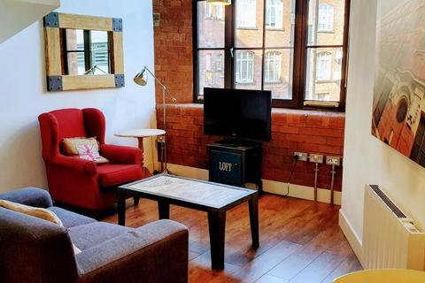 1 bedroom apartment to rent - CRISPIN LOFTS, NEW YORK ROAD. LS2 7PF