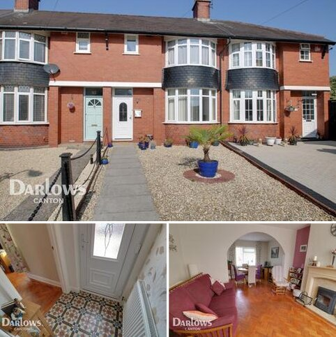 3 bedroom terraced house for sale - Leckwith Avenue, Cardiff