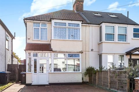 4 bedroom semi-detached house for sale - Leybourne Road, KINGSBURY, London, London, NW9