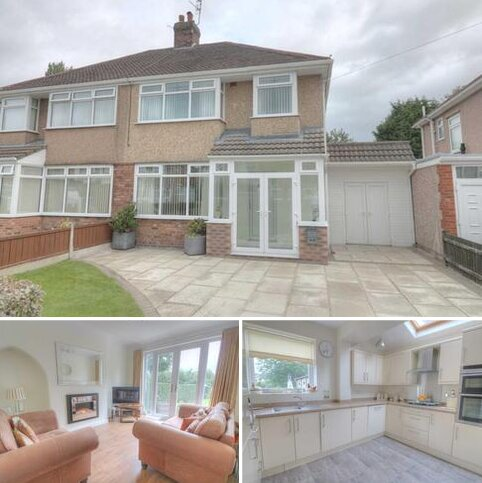 3 bedroom semi-detached house for sale - Eastcote Road, Garston