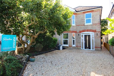 3 bedroom detached house for sale - West Road, Bournemouth, BH5