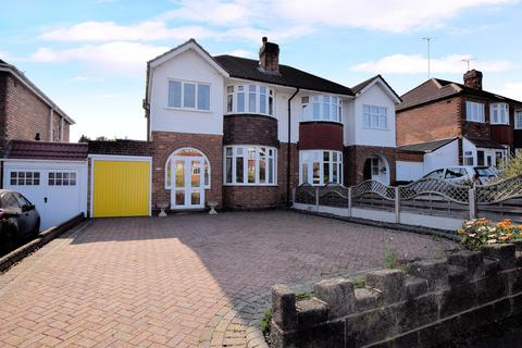 3 bedroom semi-detached house for sale - Wells Green Road, Solihull, B92 7PE