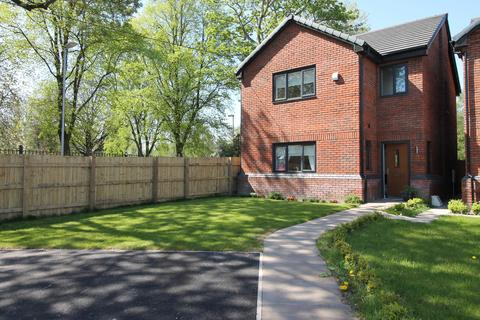 3 bedroom detached house for sale - Sutherland Street, Manchester, M30