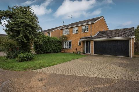 4 bedroom detached house for sale - Dunsberry, Bretton, Peterborough, Cambridgeshire. PE3 8LB