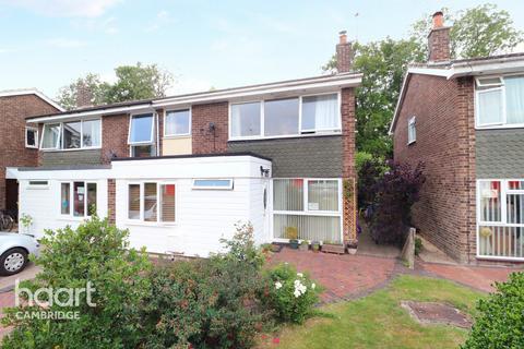 4 bedroom semi-detached house for sale - Malvern Road, Cambridge