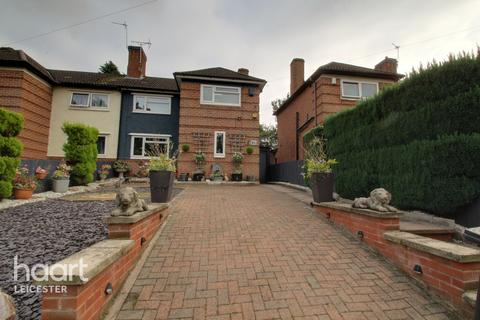 3 bedroom semi-detached house for sale - Hockley Farm Road, Leicester