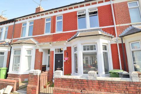 4 bedroom terraced house for sale - Brithdir Street, Cardiff