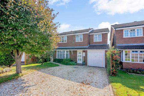 4 bedroom detached house for sale - Gainsborough Drive, Tamworth, B78 3PJ