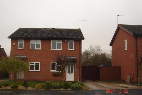 2 bedroom semi-detached house to rent - Turville Close, Wigston LE18