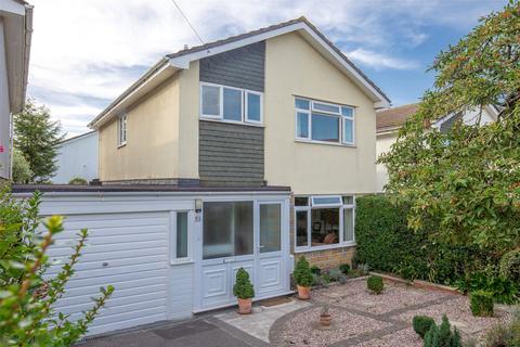 3 bedroom link detached house for sale - Hill View, Henleaze, Bristol, BS9