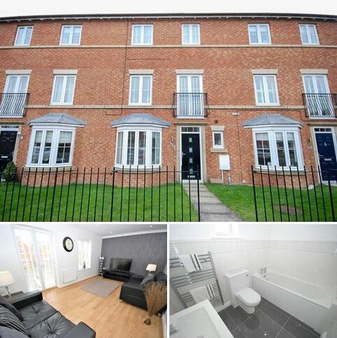 4 bedroom townhouse for sale - Aylesford Mews, Tunstall