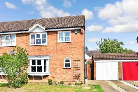 3 bedroom semi-detached house for sale - Yeoman Gardens, Paddock Wood, Tonbridge, Kent